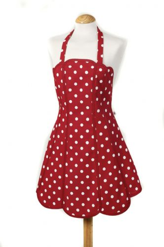 Belle Panelled Apron by Belle Textiles